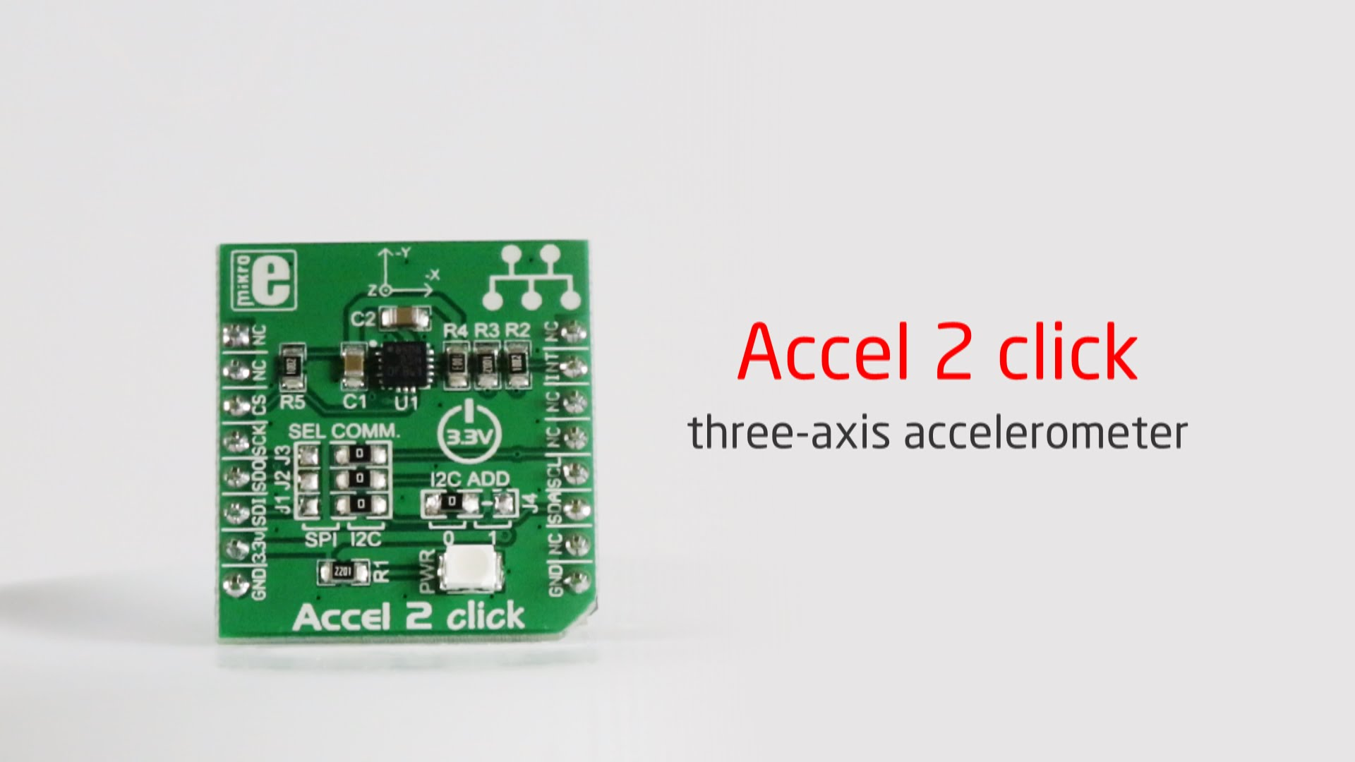 Accel 2 click released