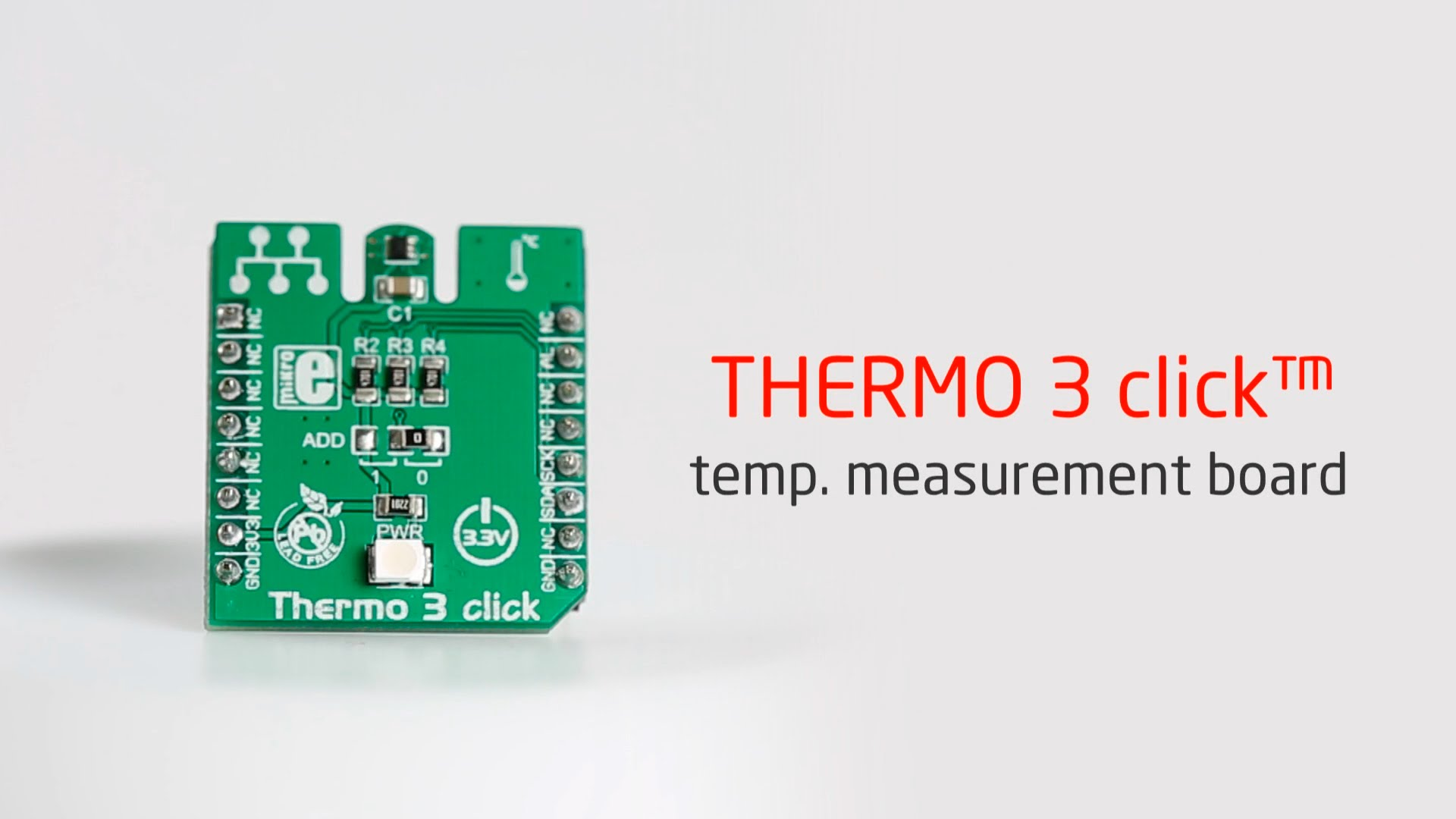 Thermo 3 click released