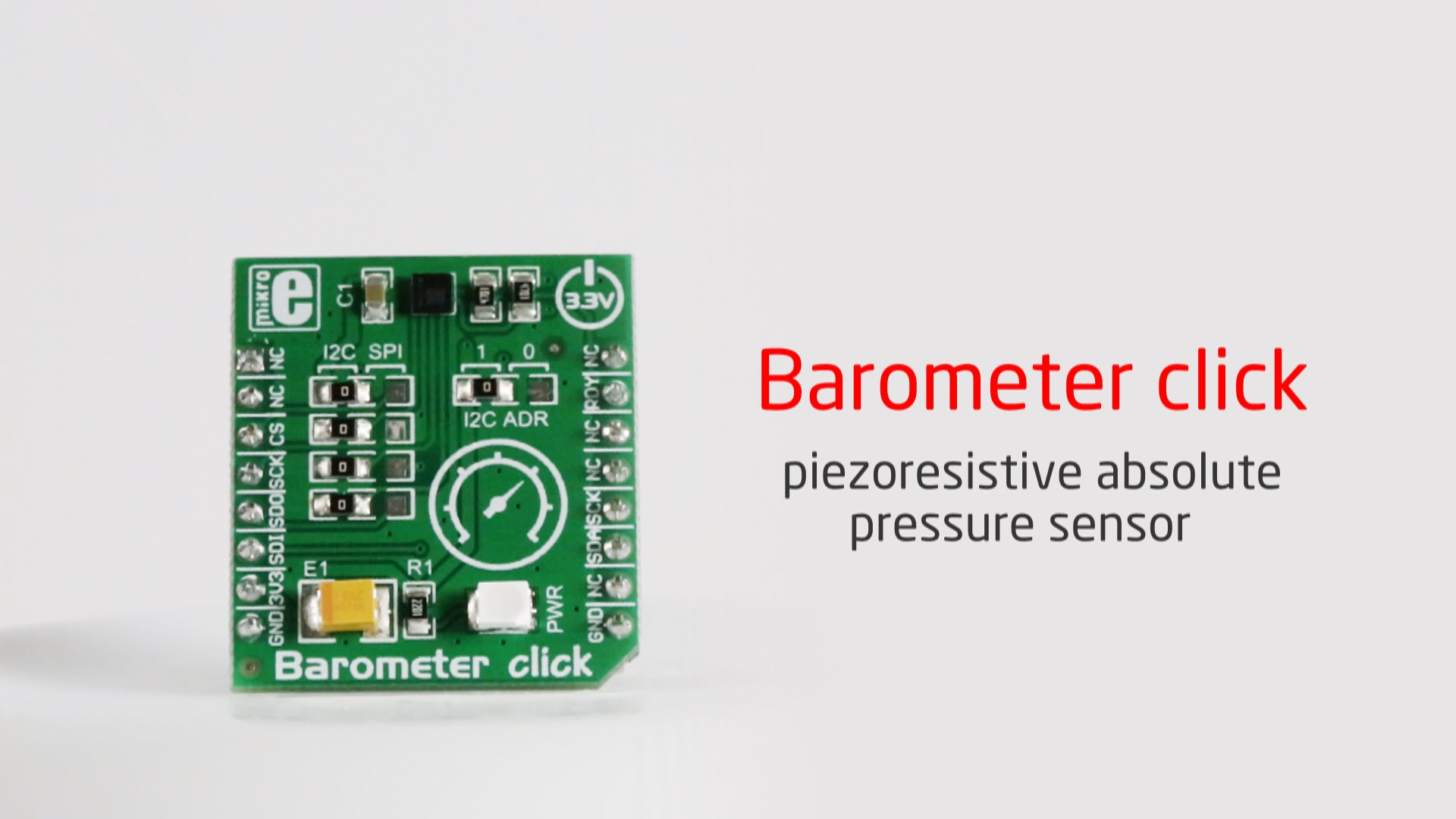 Barometer click released