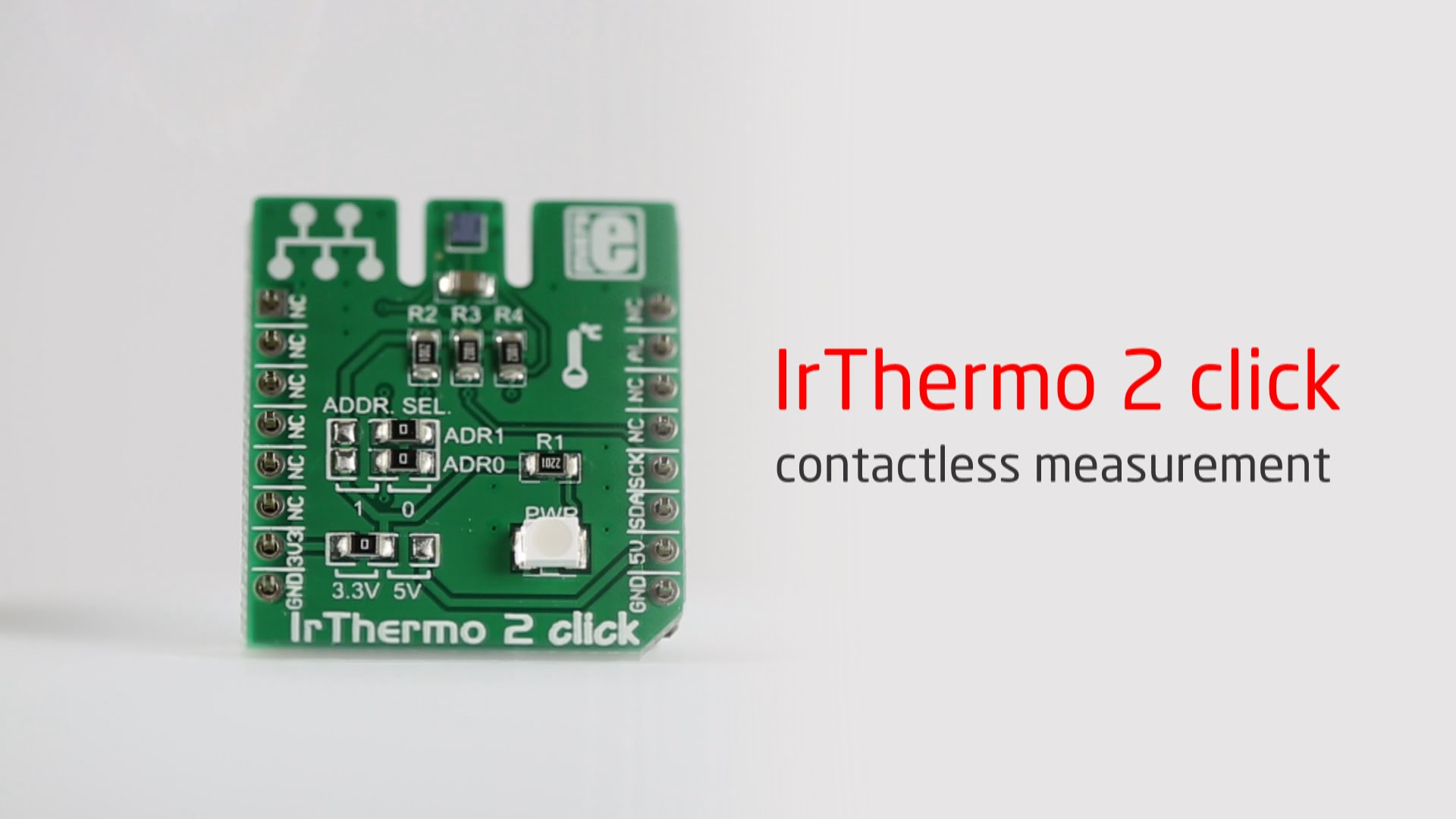IrThermo 2 click released
