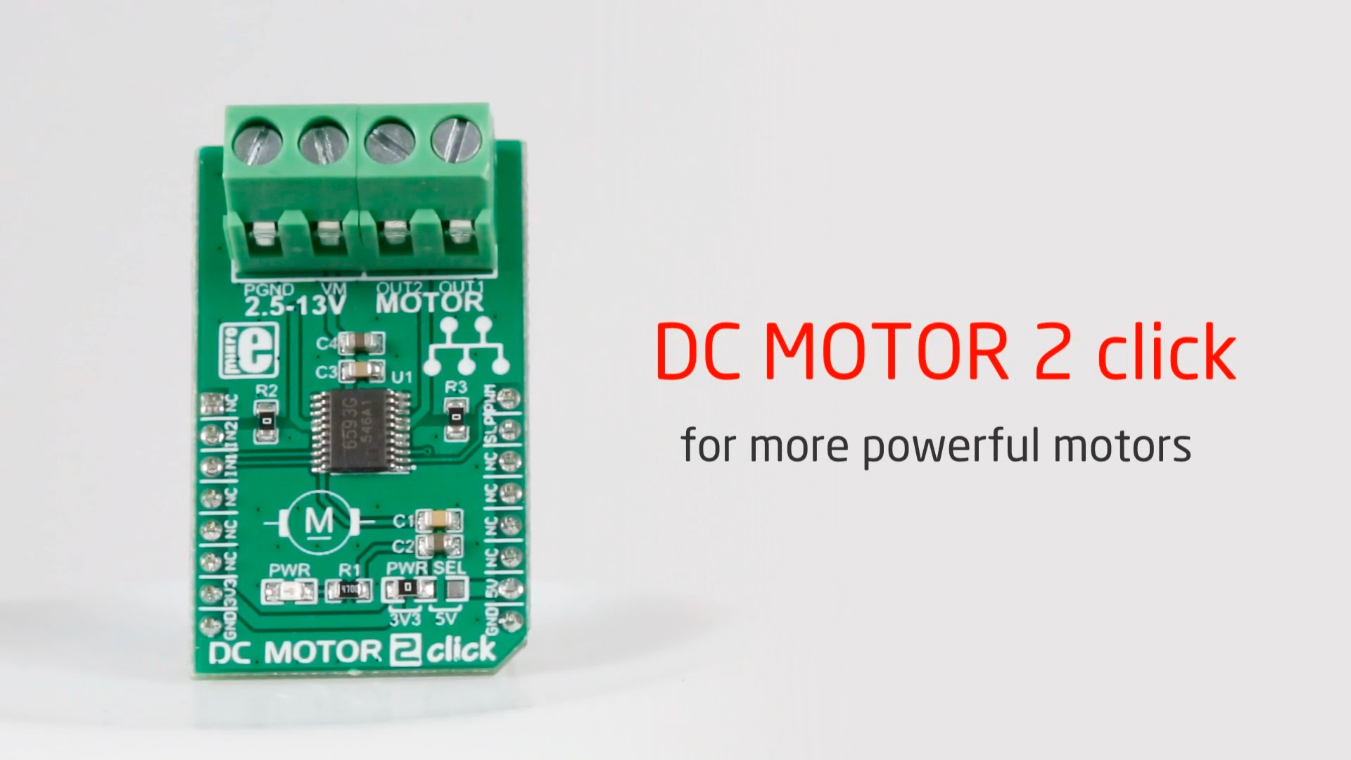 DC MOTOR 2 click released