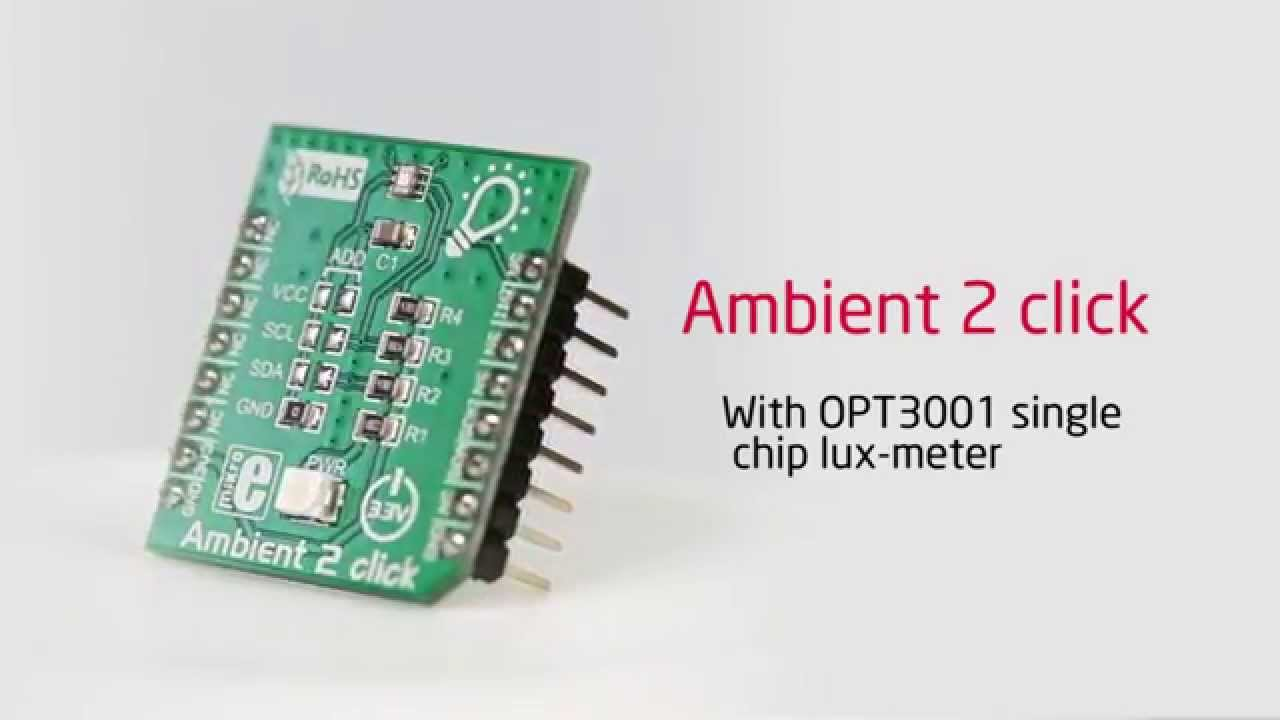 Ambient 2 click released