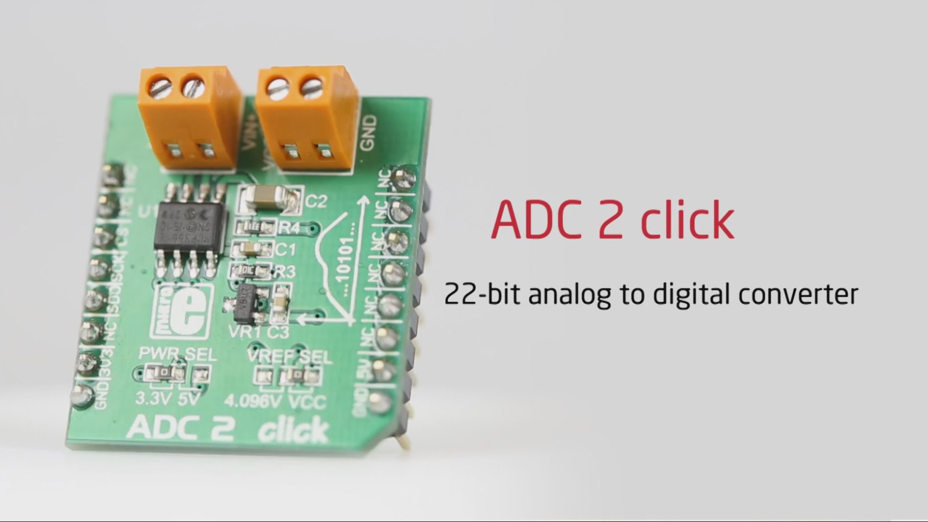 ADC 2 click released