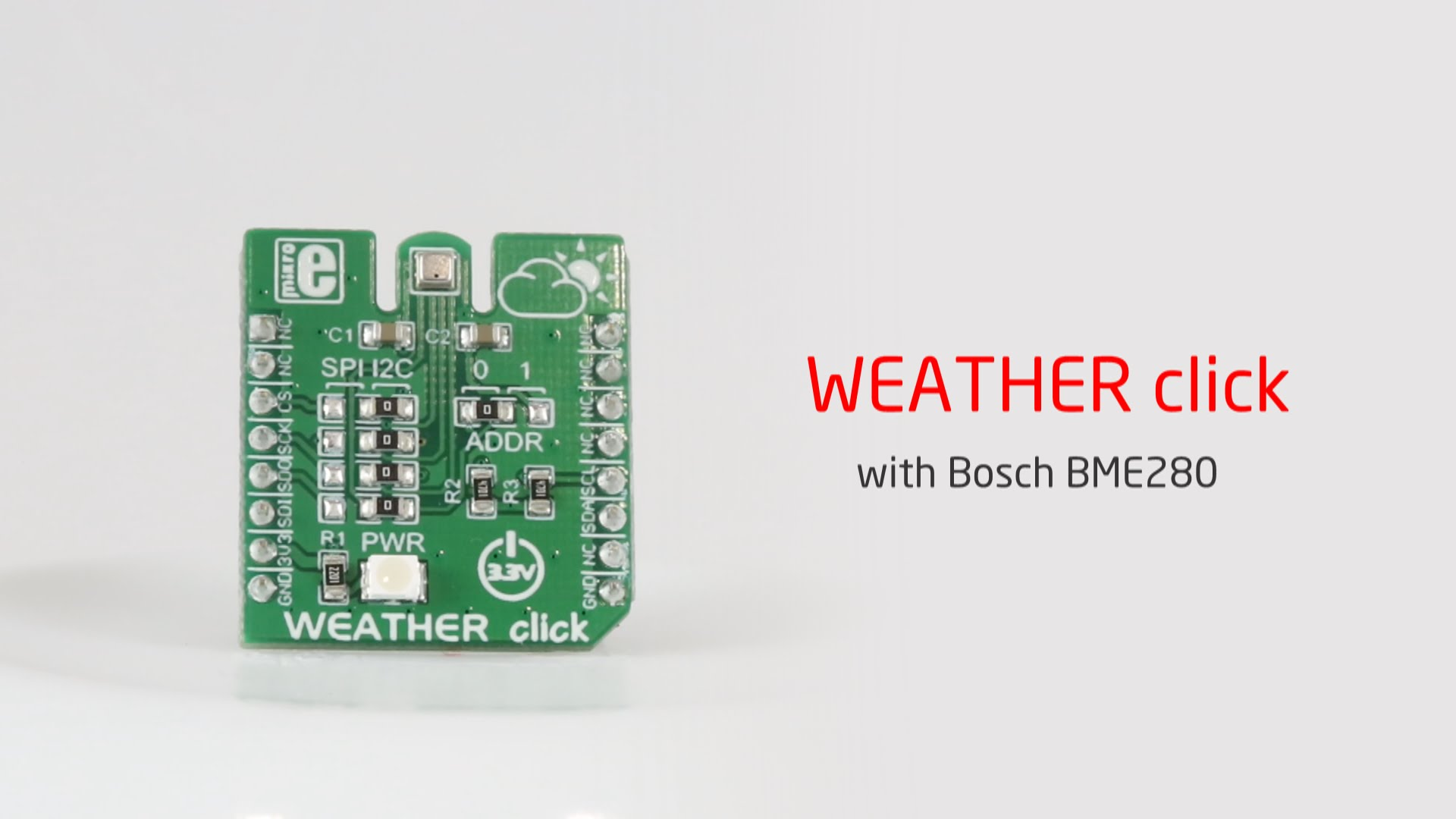Weather click released