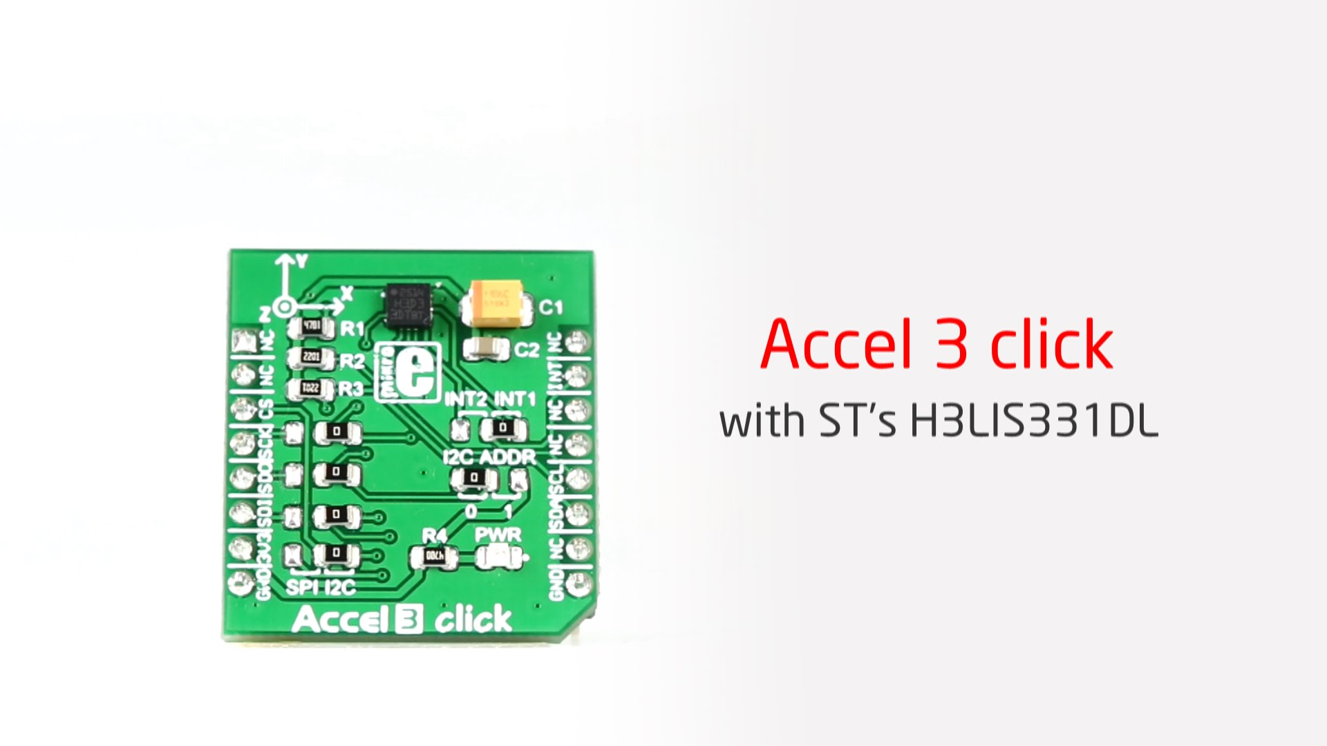 Accel 3 click released (high-g vs low-g accelerometers)