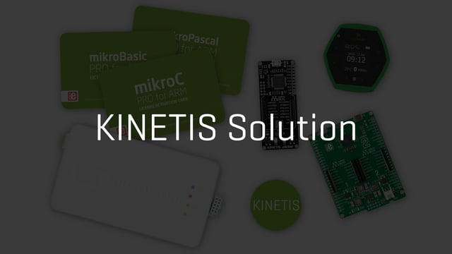 ARM compilers get a big upgrade: support for NXP Kinetis MCUs