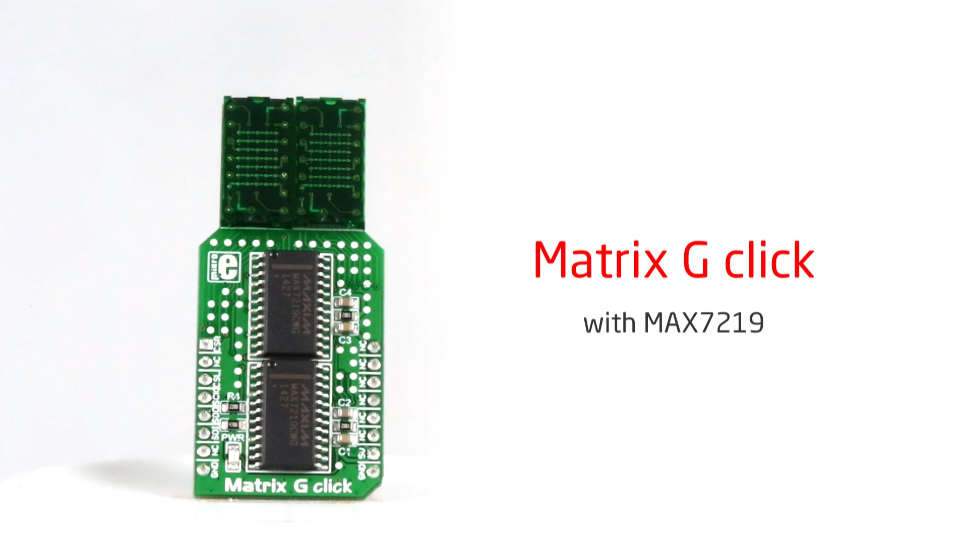 Check out these two new clicks with LED matrices and pick a color