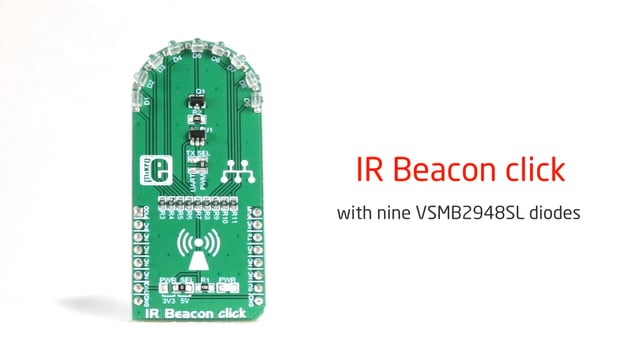 IR Beacon click released