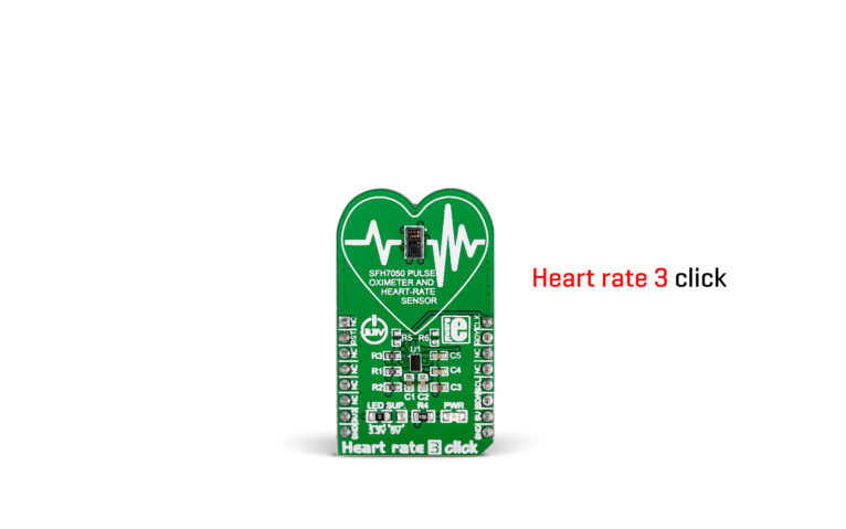 heart rate 3 click