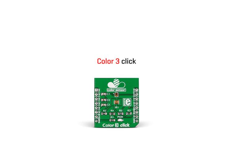 color 3 click board released