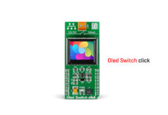 oled switch click board released