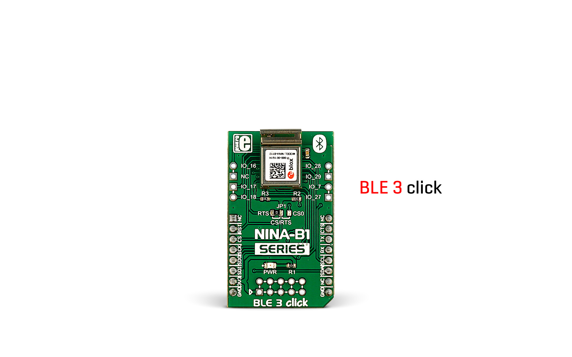BLE 3 click released