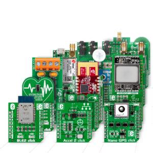 MikroElektronika Click Boards