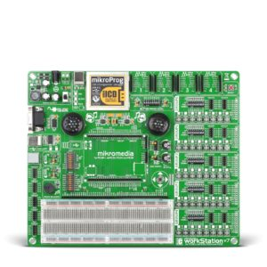 mikromedia Workstation v7 Development Board