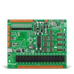 PICPLC16 v6 Development Board