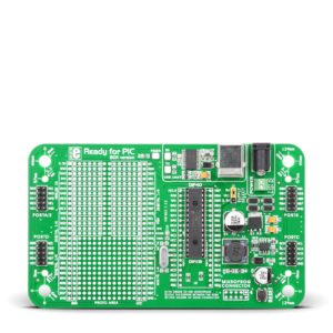 Ready for PIC (DIP28) Development Board