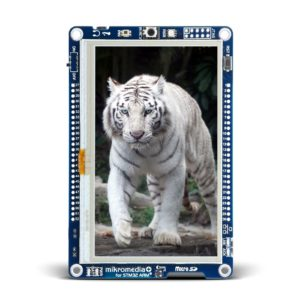 mikromedia Plus for STM32F7