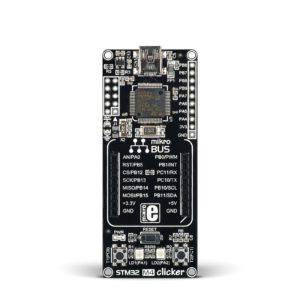 STM32 M4 clicker