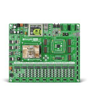 EasyMx PRO v7 for Tiva Development Board