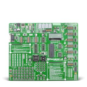 Easy8051 v6 Development Board