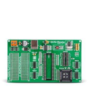 8051-Ready Board