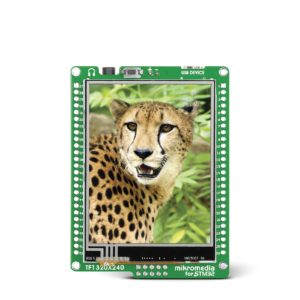 mikromedia for STM32 M3