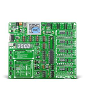 EasyAVR v7 Development Board