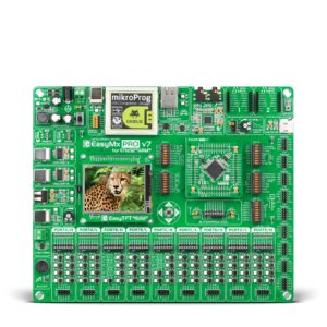 EasyMx PRO v7 for STM32 Development Board