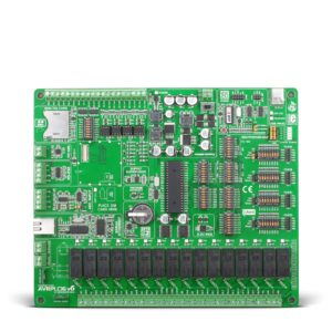 AVRPLC16 v6 Development Board