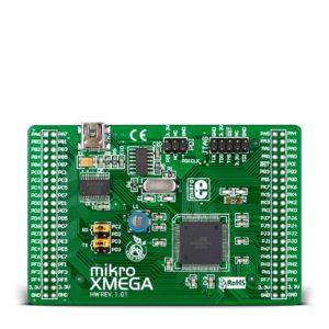 mikroXMEGA Board