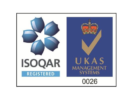 ISOQUAR UKAS logo