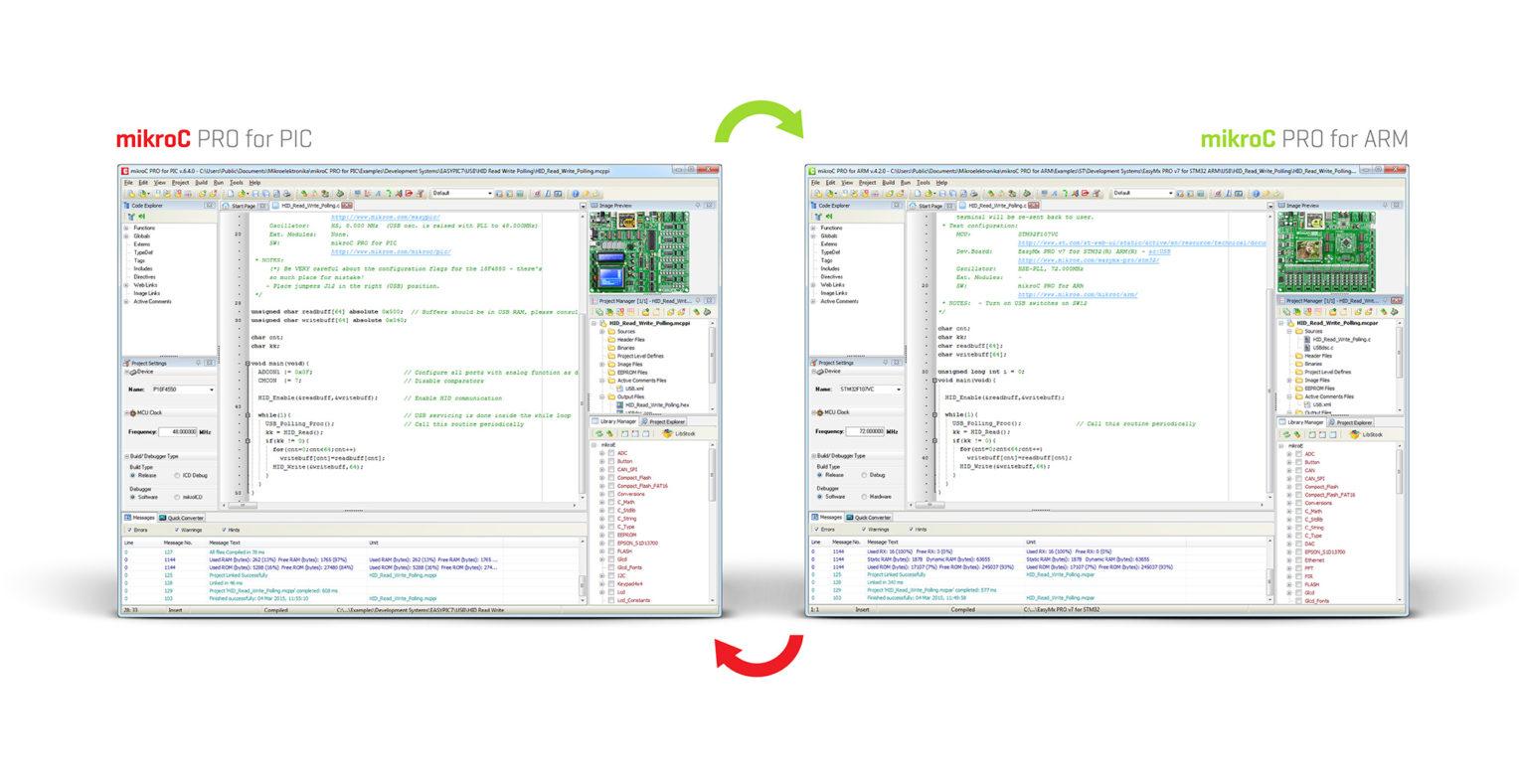 mikroC Compilers - MikroElektronika