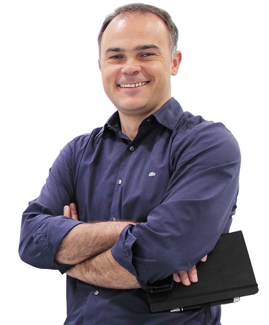 Nebojsa Matic CEO