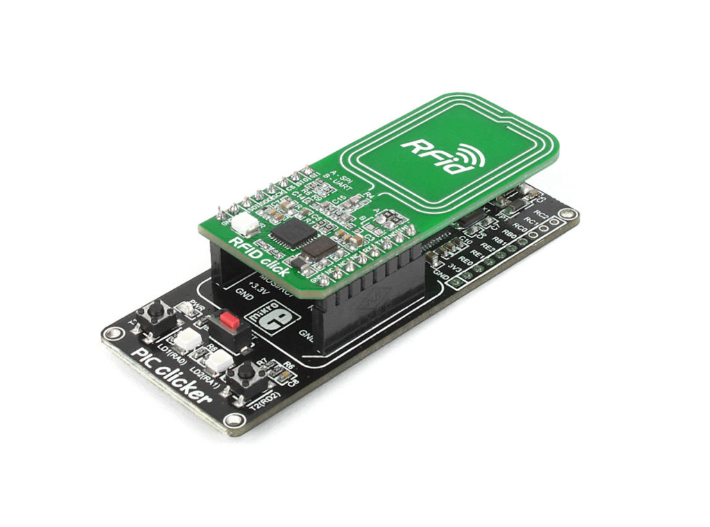 clicker Development Boards