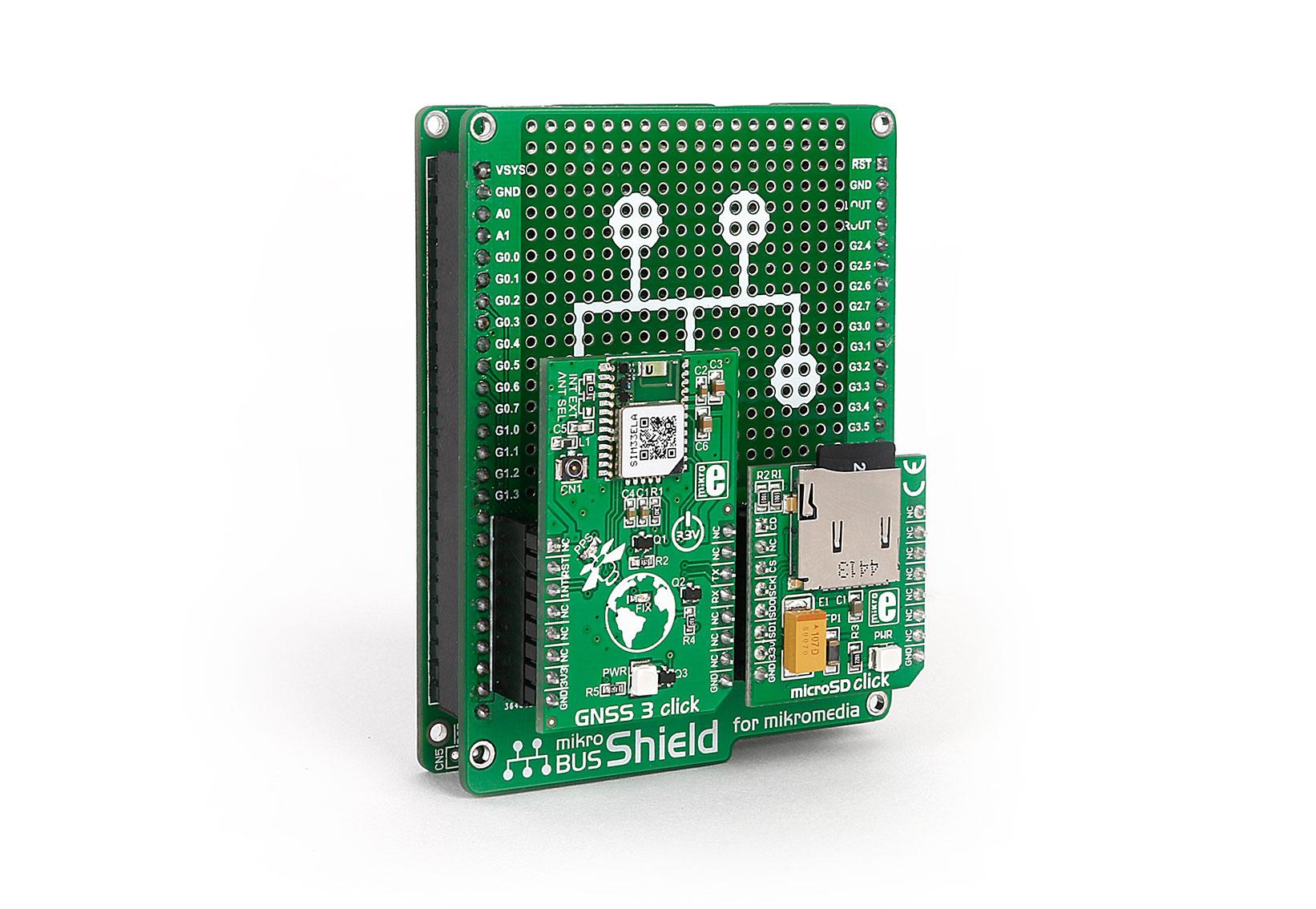 mikromedia Shields
