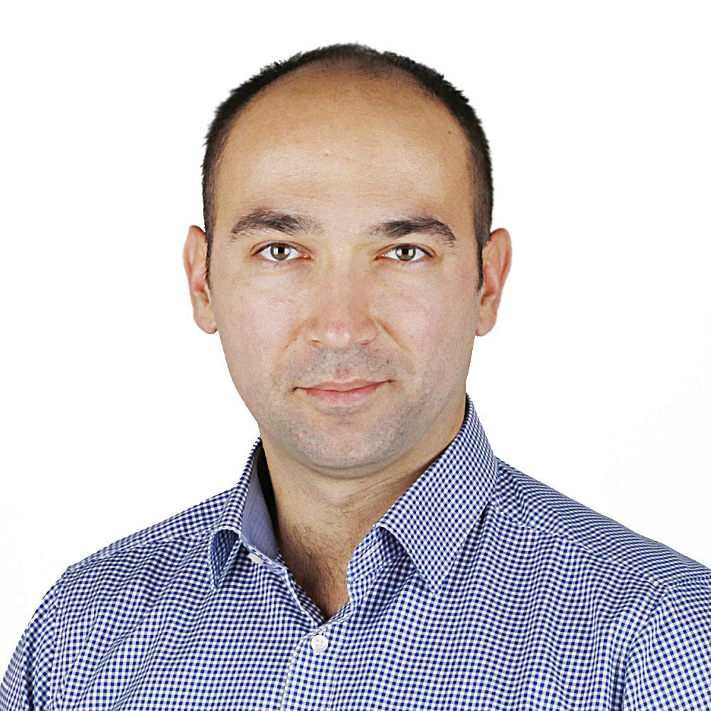 Djordje Marinkovic MikroElektronika Chief Business Development Officer