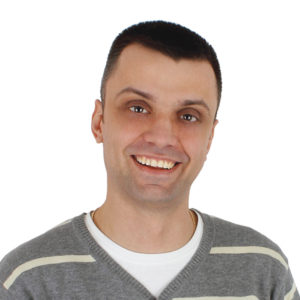 Srđan Tomić Head of Hardware Department
