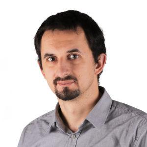 Ivan Rajković Head of Software Department