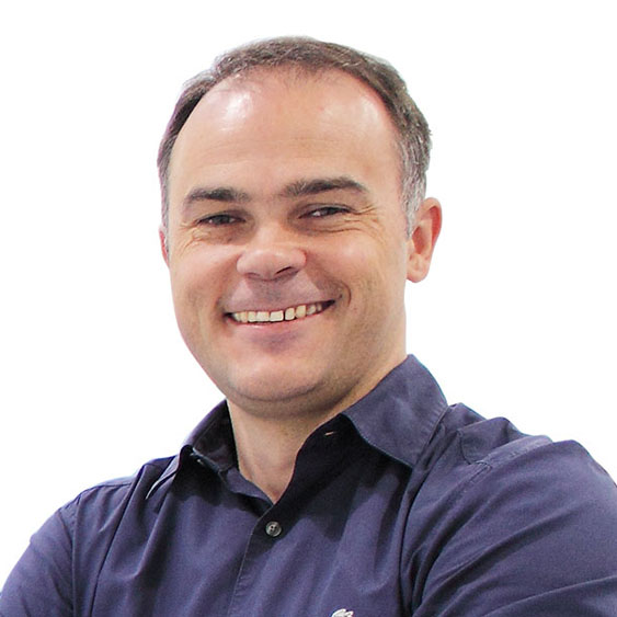Nebojsa Matic Chief Executive Officer