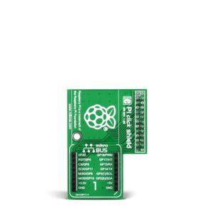 pi click shield connectors soldered