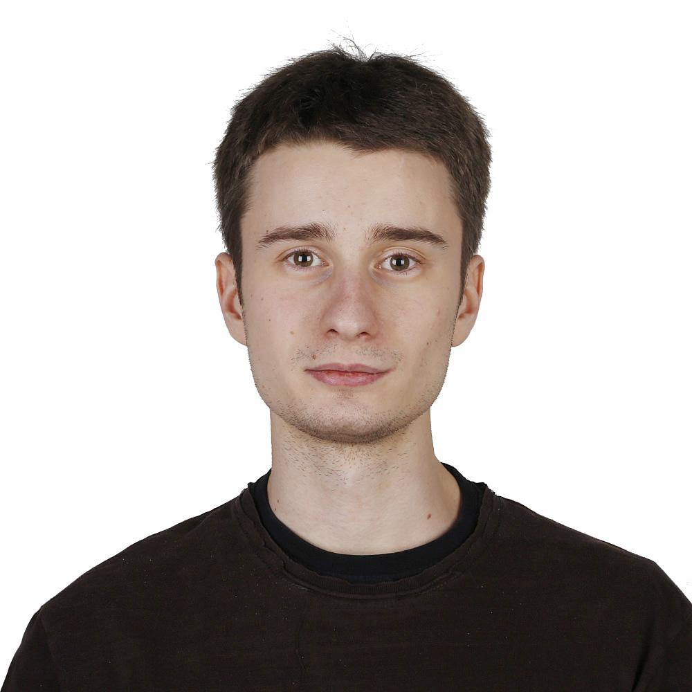 Dejan Draganić - Web Department