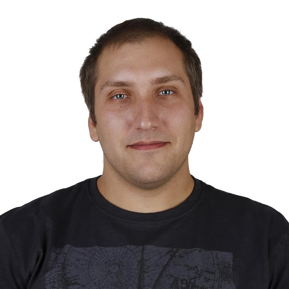 Vojislav Gvozdić - Web Department
