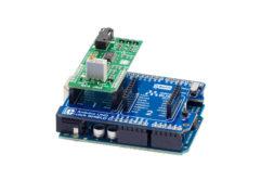ECG click with Arduino UNO