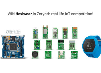 win Hexiwear in Zerynth IoT competiton