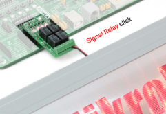 Signal Relay click banner news