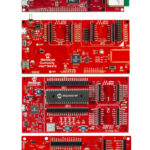 Microchip curiosity boards learn
