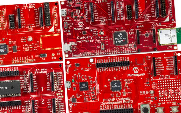 mikroBUS Microchip banner news