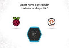 Hexiwear and opneHAB tutorial