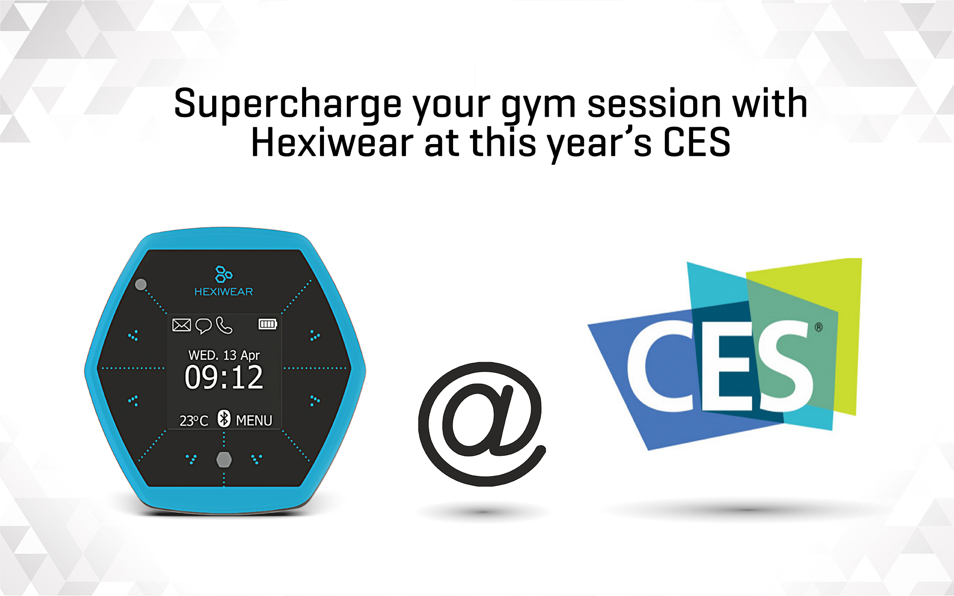 As seen at CES2017: Supercharging your gym session with Hexiwear