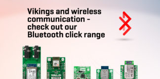 bluetooth click boards news banner
